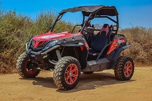 Rent A Buggy - 97756 combinations